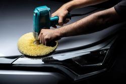 Car detailing series: Polishing gray car
