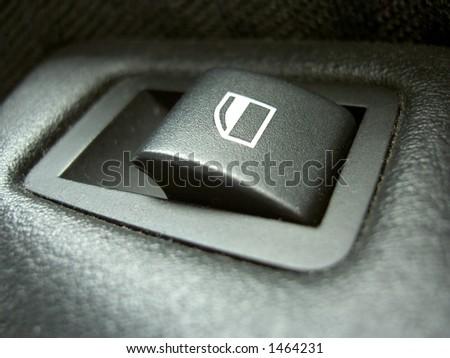 Car electric window switch