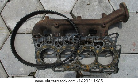 car engine parts to replace worn engine parts