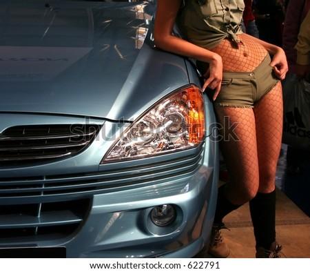 car&girl