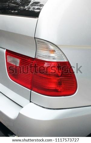 Car headlights. Luxury Headlights  #1117573727