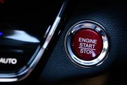 Car honda start shop engine luxury gearshift technology interior
