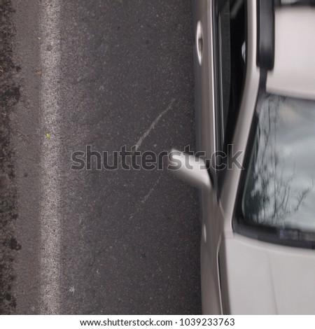 Car in movement #1039233763