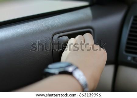 inside car door handle.  Door Car Indoor Handle Open 663139996 Inside Car Door Handle D