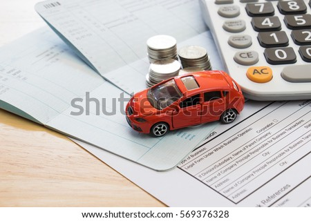 Car insurance Сток-фото ©