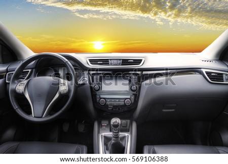 car interior #569106388