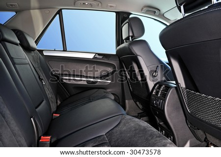 suede car interior car interior design. Black Bedroom Furniture Sets. Home Design Ideas