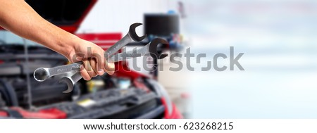 Car mechanic. #623268215