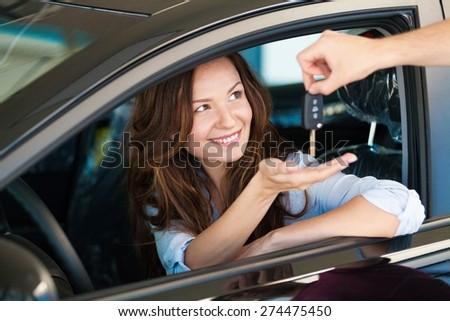 Car, New, Buying.