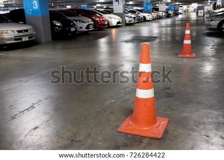 Car park #726284422