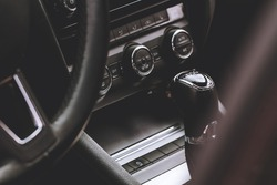 Car Skoda Octavia picture with interior