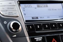 Car Stereo, Car, Radio.