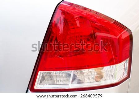 Car Stop Light.