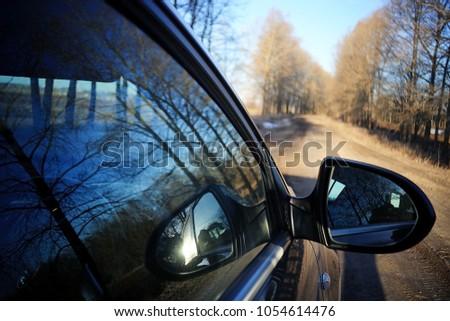 car street road traffic transport #1054614476