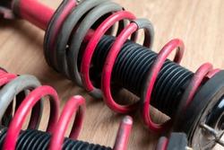 car suspension strut shock absorber, vehicle spare part