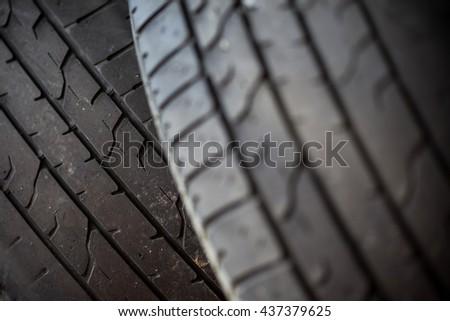 car tire wheel background. car...