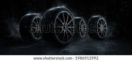 Car tires Summer tires Winter tires Rain tires