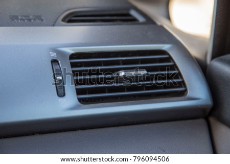 how to close off air conditioning vents