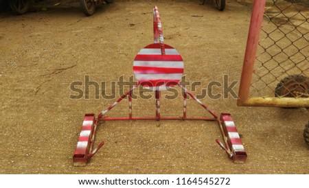 Car Wheel Lock #1164545272