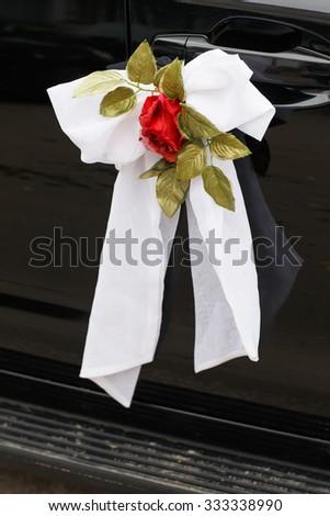 Free Photos Wedding Car Decorated With Flowers Avopix