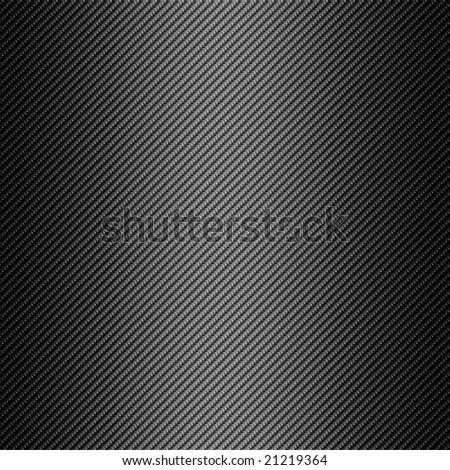 Carbon Fiber Black Background Texture - High Detail