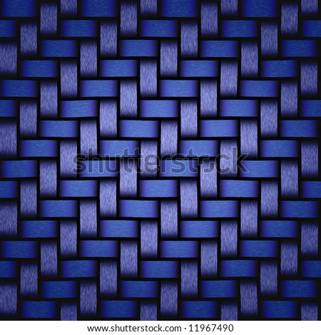 Carbon fiber weave detail 3d render (seamless background tile)