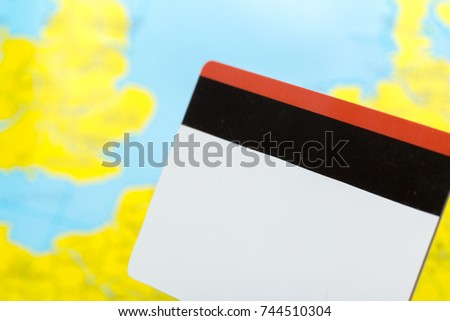 card on map #744510304