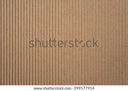 cardboard corrugated pattern background vertical