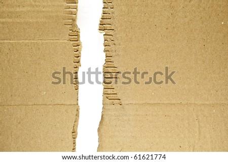 Cardboard Items