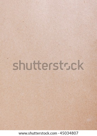 Cardboard texture. Empty to insert text or design. High resolution