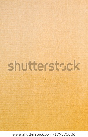 Cardboard texture. Old cardboard paper as background.