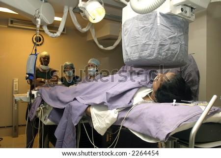 Cardiac Surgery by laparoscopic methods