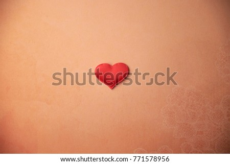 cards Valentines with hearts #771578956