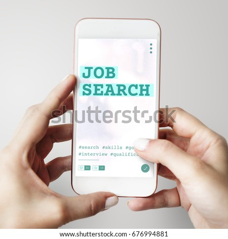Career Job search employment application #676994881