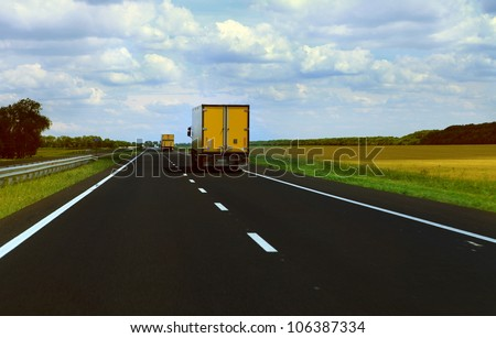 Cargo Track moves on the HighWay