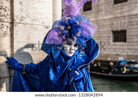 Carnival Costum and Mask