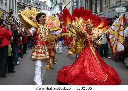Carnival in Copenhagen