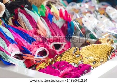 Carnival Mask and Carnival Costumes