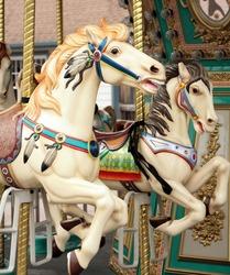 carousal horse