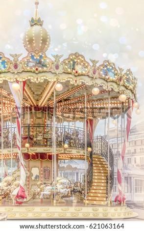 Carousel children's.