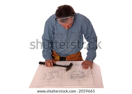 Reading Carpentry Blueprints