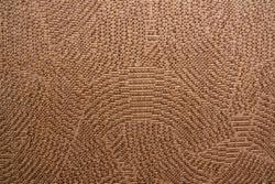 Carpet beautiful brown  texture
