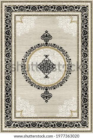 Carpet pattern. Carpet desing.  Colorful geometry  ornamental floral marble background. Rug textile texture. Grunge background carpet colorful geometry knitwear rug textile texture