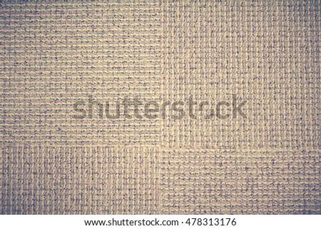 carpet   vintage tone