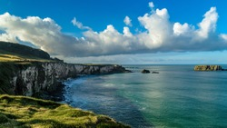 Carrick a Rede, Coast of Northern Ireland, Europe