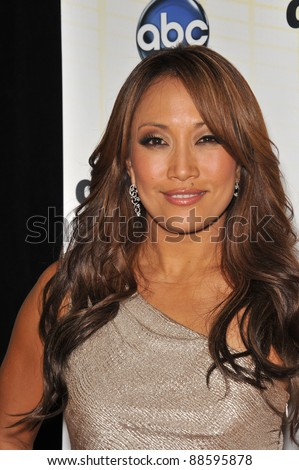 Carrie Ann Inaba at the Season 11 premiere of ABC's Dancing With The Stars at CBS Television City, Los Angeles. September 20, 2010  Los Angeles, CA Picture: Paul Smith / Featureflash