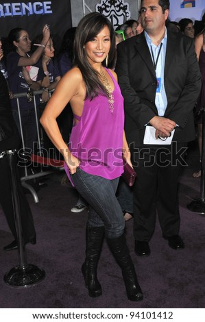 "Carrie Ann Inaba at the world premiere of ""Jonas Brothers: The 3D Concert Experience"" at the El Capitan Theatre, Hollywood. February 24, 2009  Los Angeles, CA Picture: Paul Smith / Featureflash"