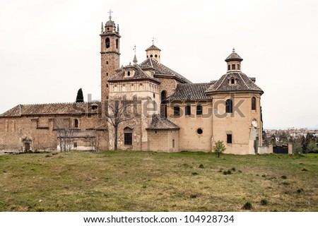 Carthusian Monastery located in the Spanish province of Granada, is Baroque style