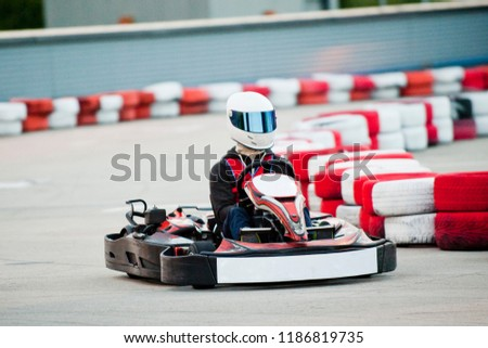 carting race speed motorsport racing motivation #1186819735