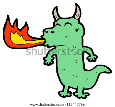 Pictures of Cartoon Dragons Breathing Fire Cartoon Fire Breathing Dragon
